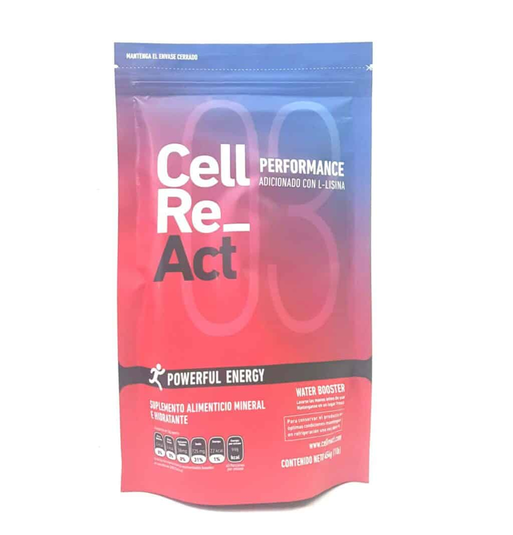Cell Re Act Anti Performance